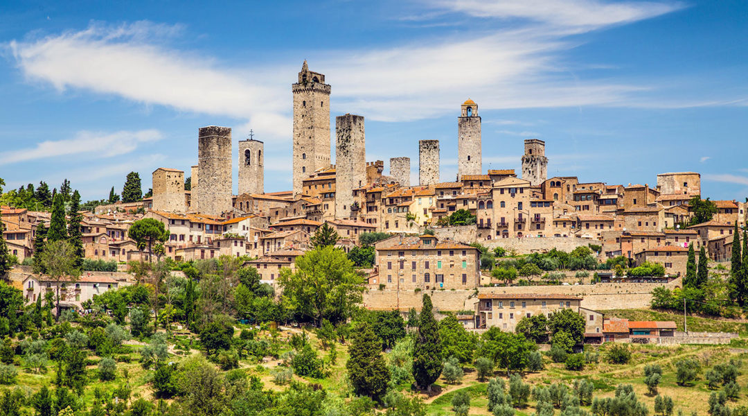 Wine & Spa tour in Tuscany