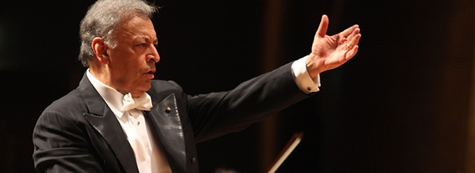 Concert conducted by Zubin Mehta in Busseto on August 31st, 2014
