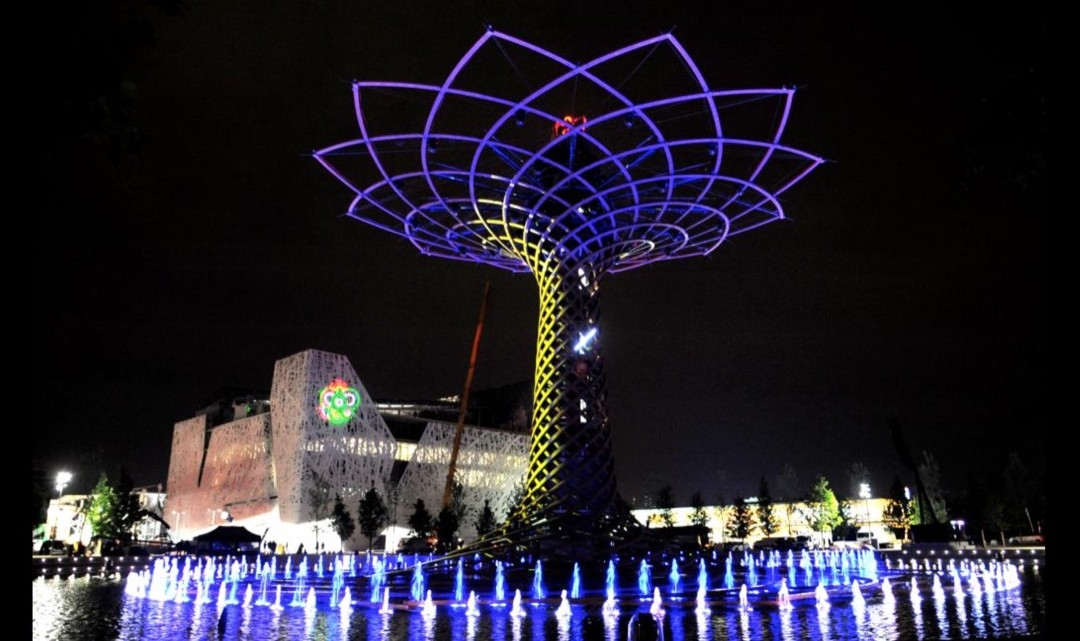 About Expo 2015