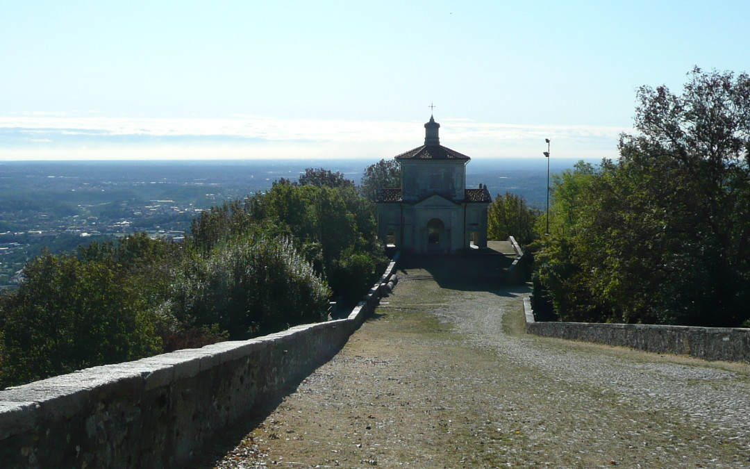 Art and spirit. From Milan city center to the Sacred Mountain of Varese