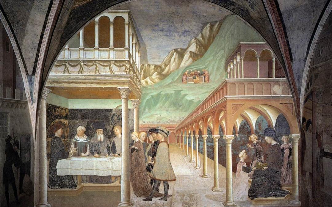 Symbols of faith: the Basilica of Sant'Ambrogio in Milan and Castiglione Olona