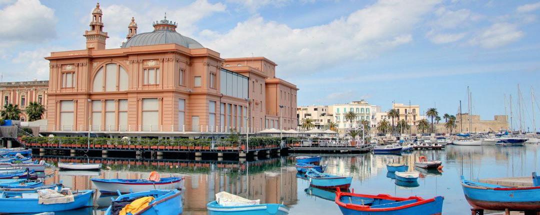 Tour of Classic Apulia Region, 7 days/6 nights