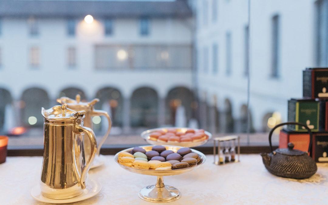 Una nuova esperienza: Breakfast in canto al Grand Hotel Villa Torretta, grande successo