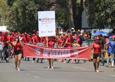 2017 COLOMBIA 0334 Barranquilla Carnavla Via 40