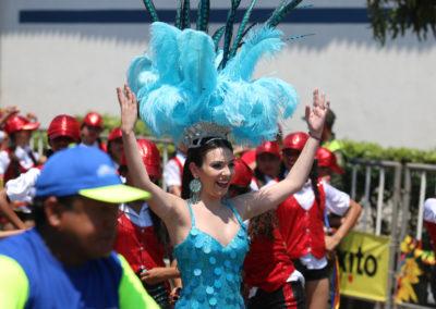2017 COLOMBIA 0339 Barranquilla Carnavla Via 40