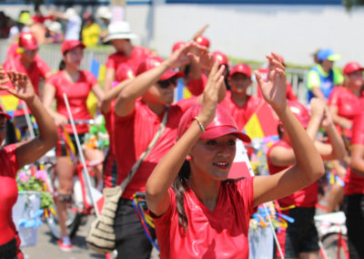 2017 COLOMBIA 0345 Barranquilla Carnavla Via 40
