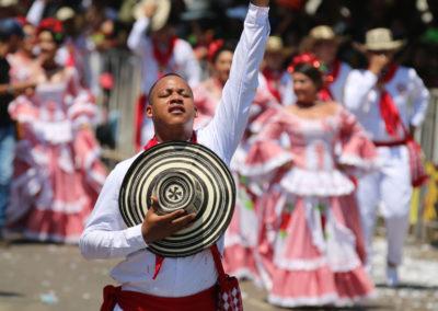 2017 COLOMBIA 0402 Barranquilla Carnavla Via 40