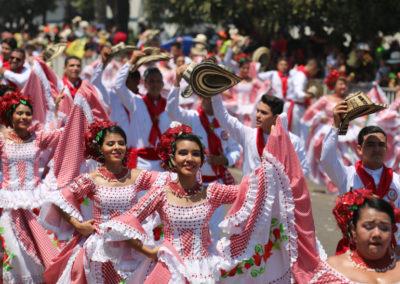 2017 COLOMBIA 0406 Barranquilla Carnavla Via 40