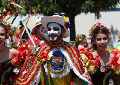 2017 COLOMBIA 0463 Barranquilla Carnavla Via 40