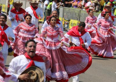 2017 COLOMBIA 0562 Barranquilla Carnavla Via 40