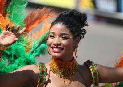 2017 COLOMBIA 0583 Barranquilla Carnavla Via 40