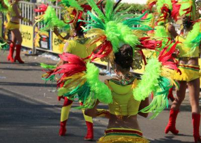 2017 COLOMBIA 0722 Barranquilla Carnavla Via 40