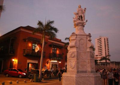 2017 COLOMBIA 1101 Cartagena de Indias