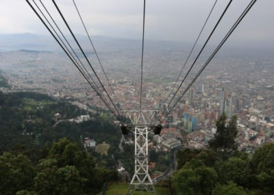2017 COLOMBIA 1312 Bogota Montserrate