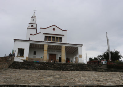 2017 COLOMBIA 1313 Bogota Montserrate