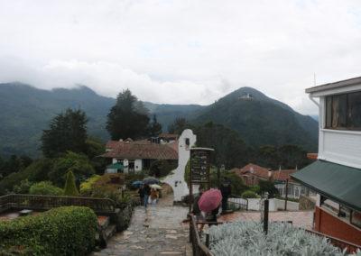 2017 COLOMBIA 1325 Bogota Montserrate