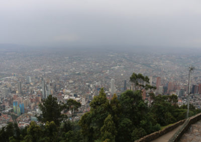 2017 COLOMBIA 1332 Bogota Montserrate