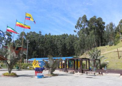 2017 COLOMBIA 1483 Zapaquira Catedral de la Sal