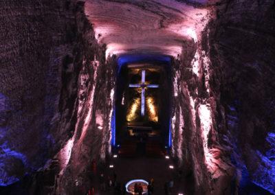 2017 COLOMBIA 1513 Zapaquira Catedral de la Sal