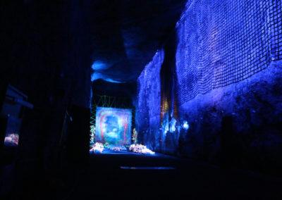 2017 COLOMBIA 1555 Zapaquira Catedral de la Sal