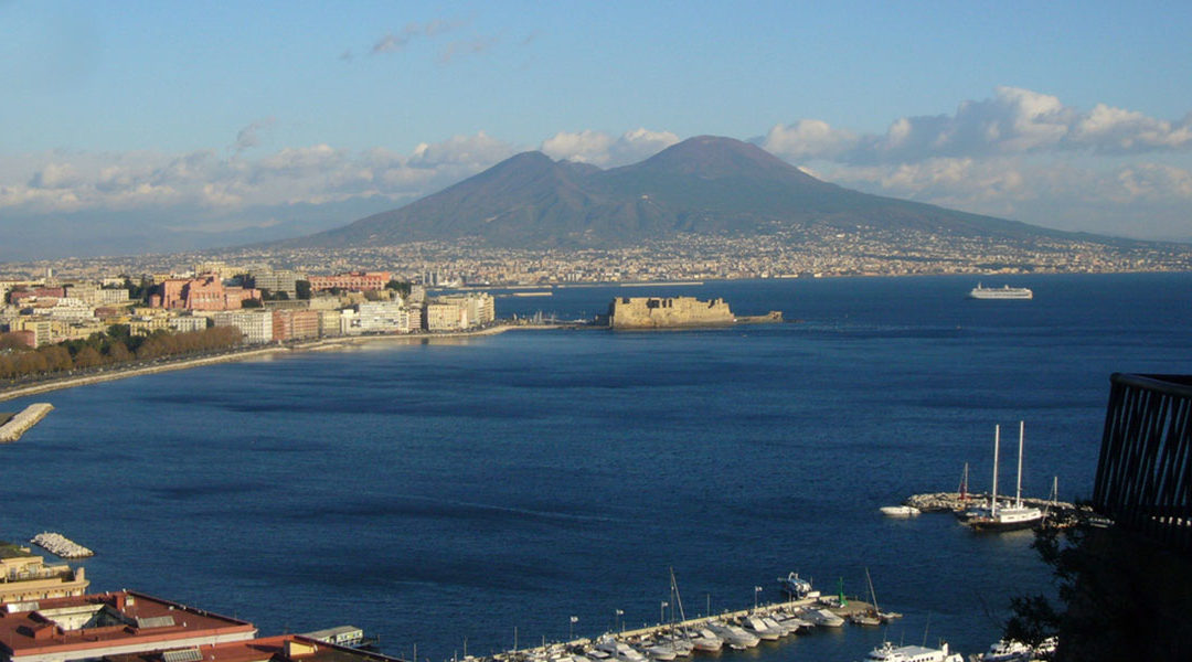 Naples and its surroundings