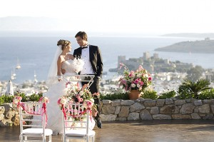 Bodrumweddingcastleview