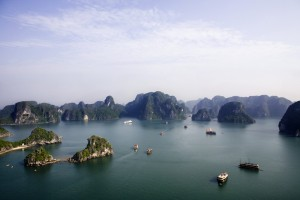 Ha Long Bay, Vietnam 02